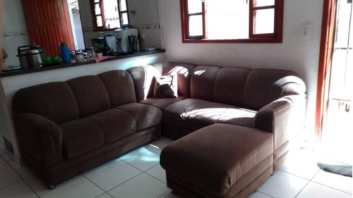 casa em mongaguá com 02 dormitórios. c6516