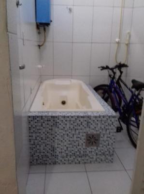 casa em mongaguá com 2 quartos - 5383