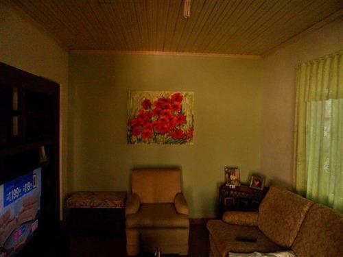 casa em mongaguá com amplo quintal - n4778