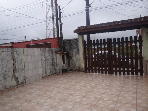 casa em mongaguá com edícula nos fundos r$170 mil  - n6393