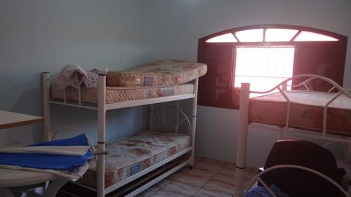 casa em mongaguá com piscina lado praia ref 5492
