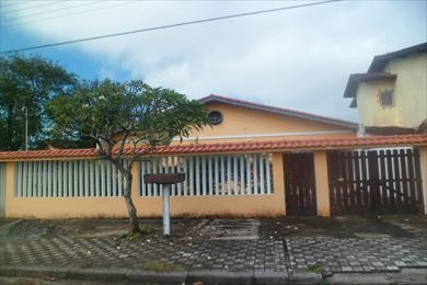 casa em mongaguá, lado praia á 150 mts do mar! - n3831