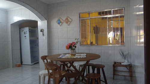 casa  em mongaguá  linda casa com piscina - n5817
