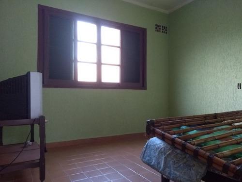 casa em mongaguá lote inteiro r$ 220 mil ref : 5972
