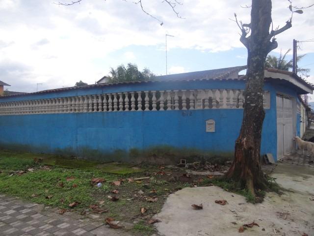 casa em mongaguá muito bem localizada! r$180 mil - n6438