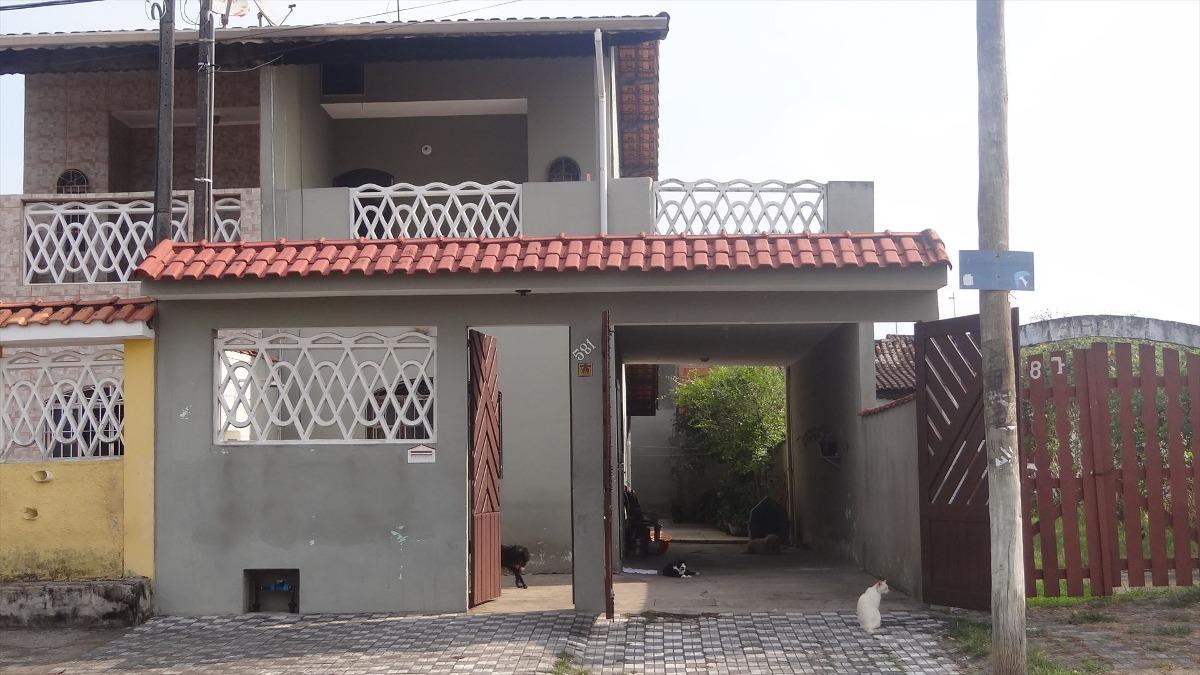 casa  em  mongaguá, pertinho da praia agenor de campo 5748 c