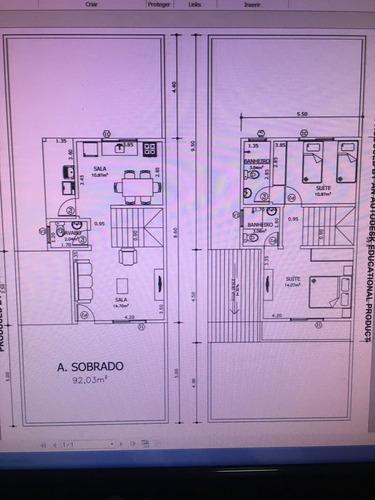 casa em mongaguá próximo ao centro, ref 6173