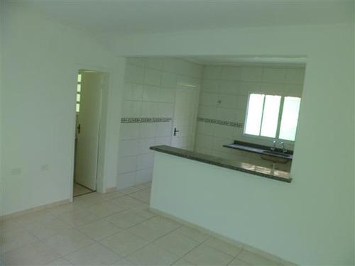casa em mongaguá, sobrado em condomínio fechado - n4654
