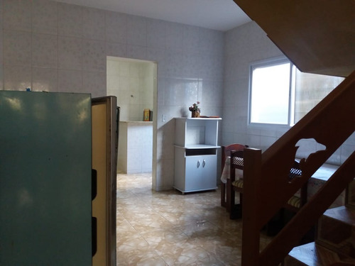 casa em mongaguá, sobrado em ótima localização - n5888