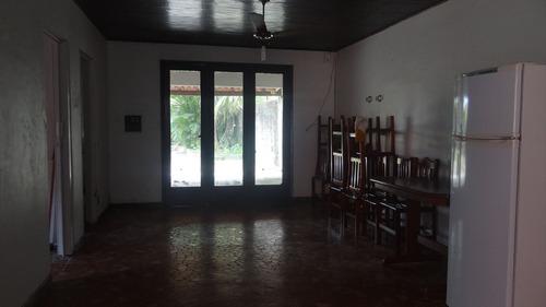 casa em mongaguá, terreno com 385 m²  c5747