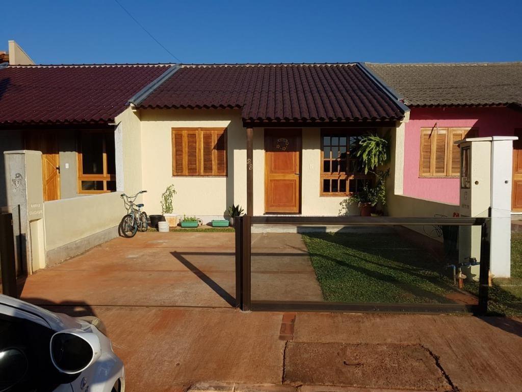 casa em neópolis, gravataí/rs de 70m² 2 quartos à venda por r$ 190.000,00 - ca180810