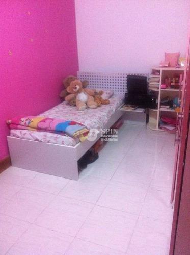 casa em pequeno condomínio na estância de maria paula - ca0280