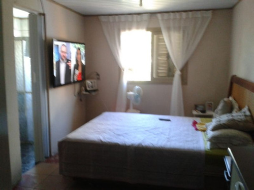 casa em ponta grossa com 2 dormitórios - lu25073