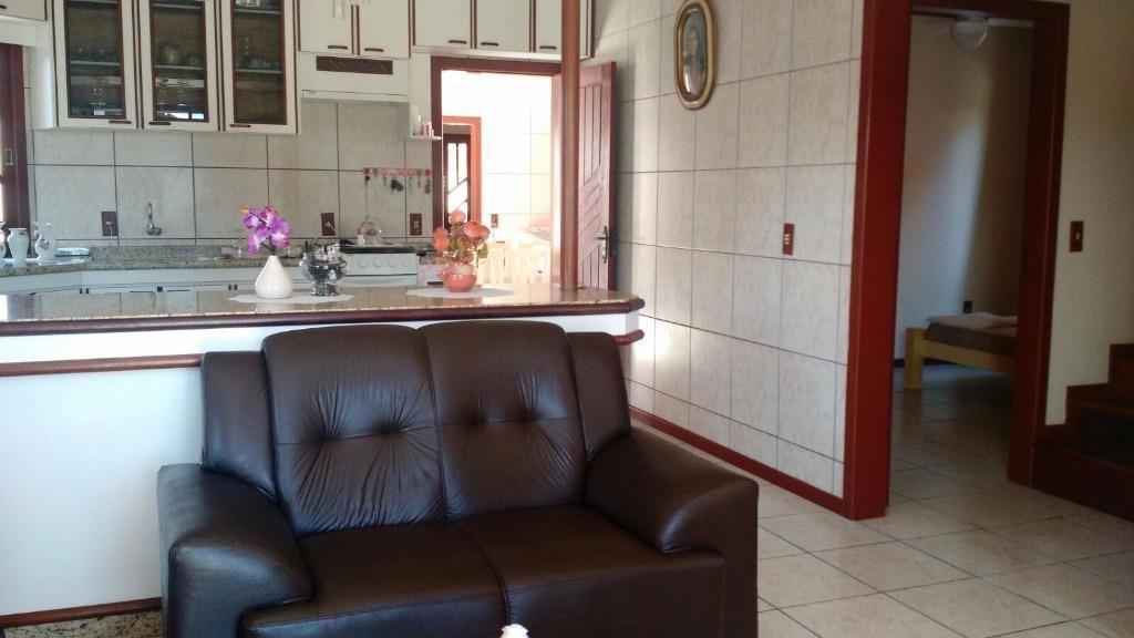 casa em praia do sonho (ens brito), palhoça/sc de 190m² 4 quartos à venda por r$ 750.000,00 - ca187800