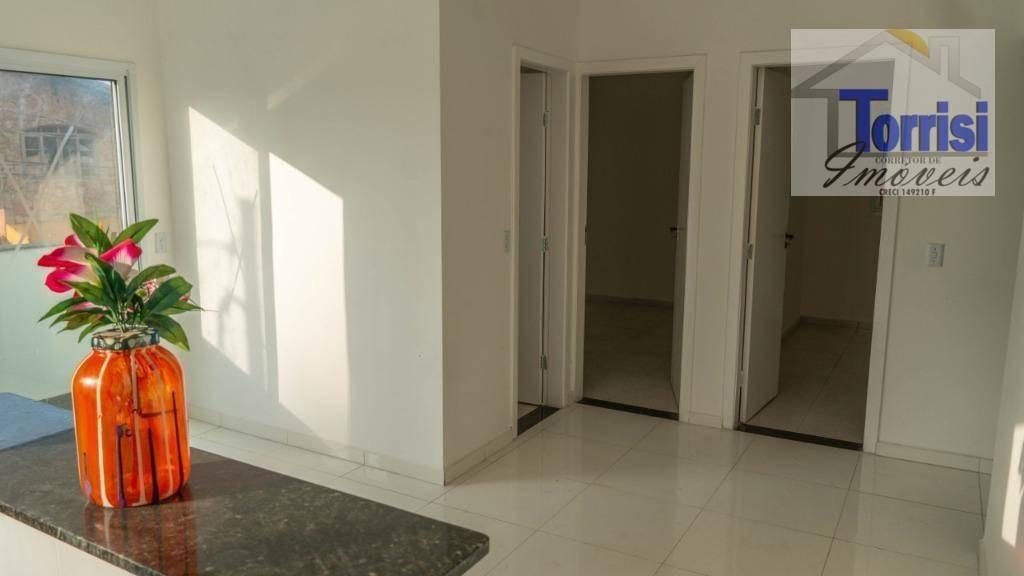 casa em praia grande, 2 dormitórios, tupi, ca0149 - ca0149