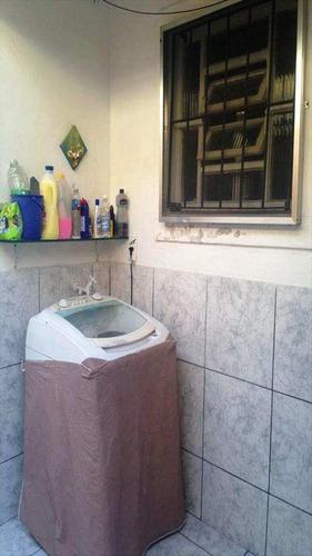 casa em praia grande bairro caiçara - v400