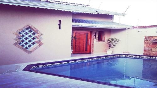 casa em praia grande bairro flórida - v95