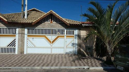 casa em praia grande bairro real - v449
