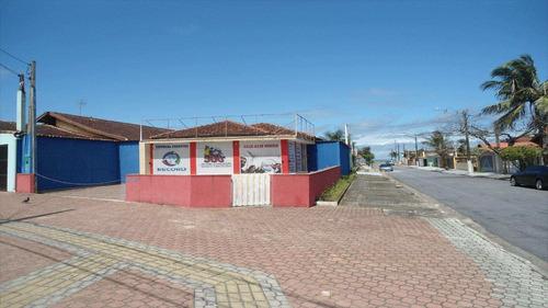 casa em praia grande bairro solemar - v283