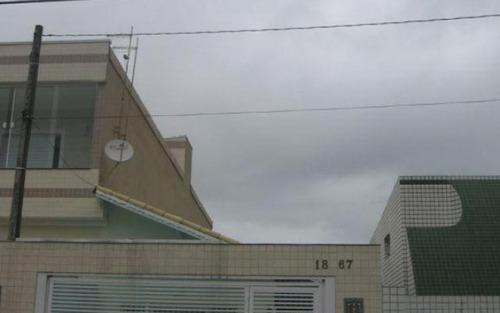 casa em praia grande, balneário flórida, 2 dorms. sendo 1 suíte - ca2280