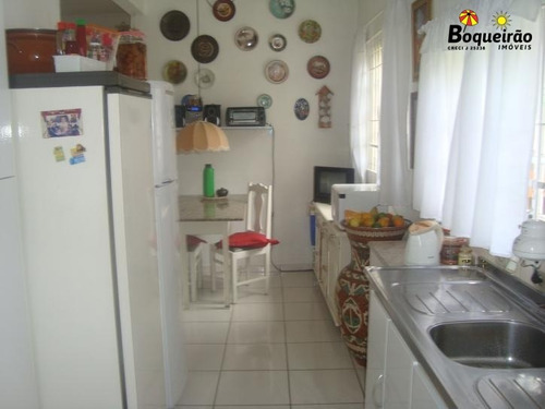 casa em praia grande, isolada, 3 dormitórios, suítes, com pi - 2409