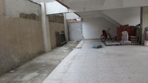 casa em praia grande, no bairro aviacao - 2 dormitórios