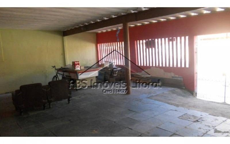 casa em praia grande-sp vila mirim - ca348
