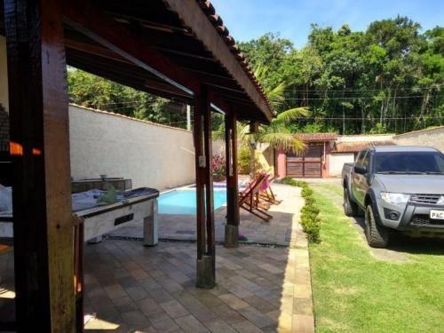 casa em região de chácara localizada em itanhaém litoral sp