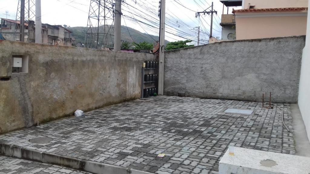 casa em rocha, são gonçalo/rj de 107m² 3 quartos à venda por r$ 230.000,00 - ca213168