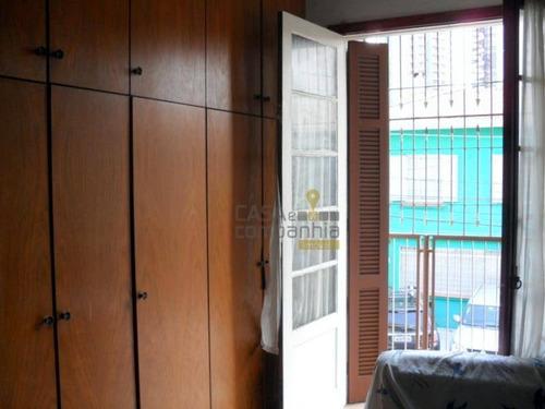 casa em rua tranquila e arborizada - ca0102