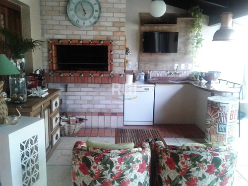 casa em santa tereza com 5 dormitórios - li50876774