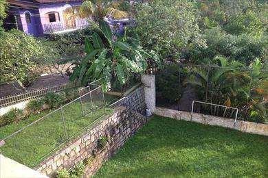 casa em santos bairro marapé - v9473