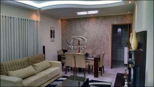 casa em sbc - 3 dormitórios - 2 vagas - pc471