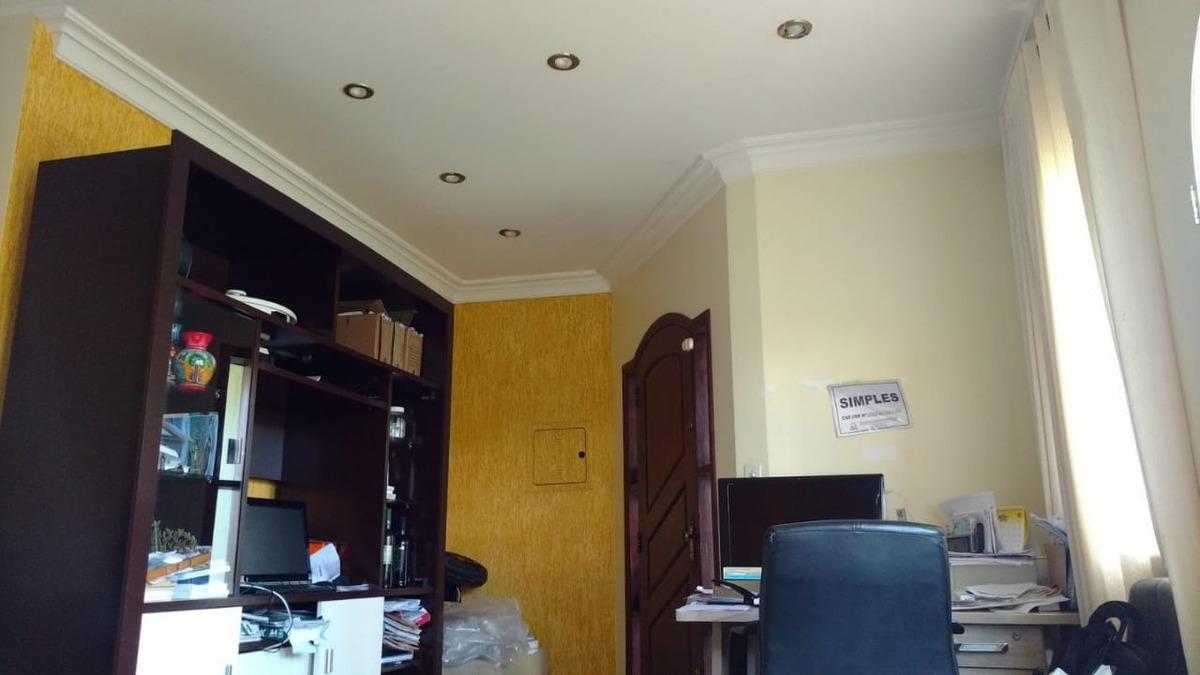 casa em são roque 3 dormitórios uma suite garagem 8 carros
