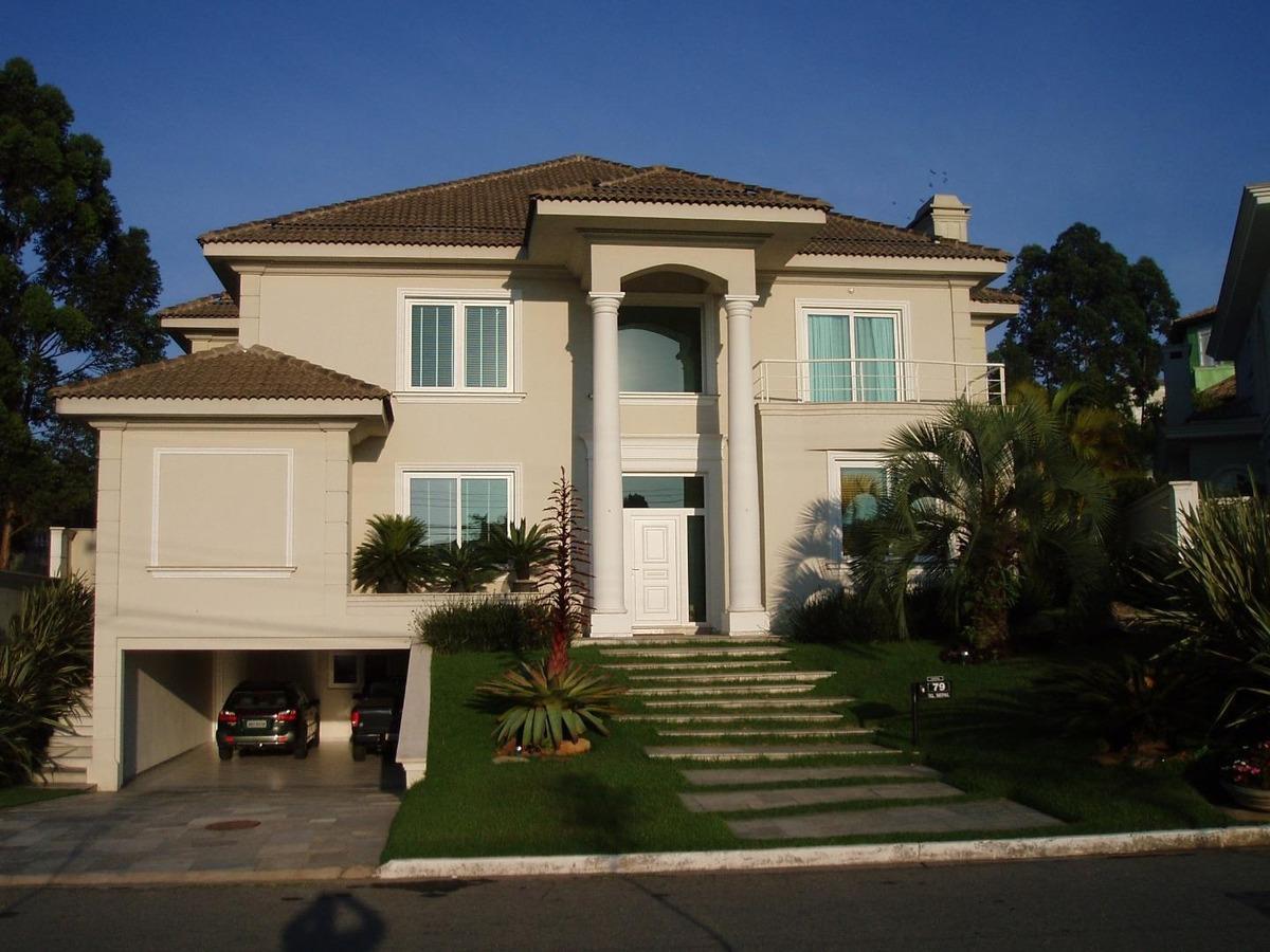 casa em tamboré, santana de parnaíba/sp de 1000m² 5 quartos para locação r$ 35.000,00/mes - ca304756