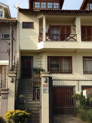 casa em tristeza com 3 dormitórios - lu25954