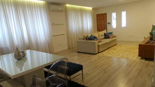 casa em vila belmiro, santos/sp de 194m² 4 quartos à venda por r$ 1.100.000,00 - ca151946