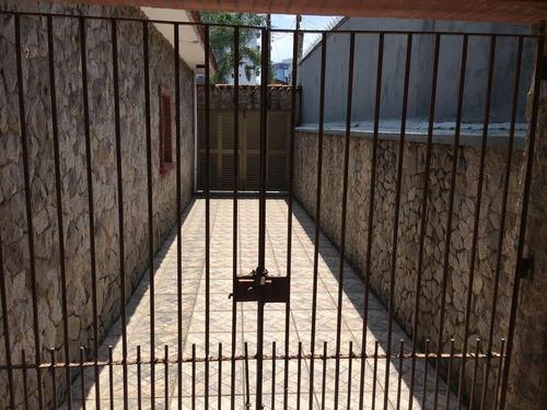 casa em vila caiçara, praia grande/sp de 180m² 2 quartos à venda por r$ 390.000,00 ou para locação r$ 2.500,00/mes - ca167147lr