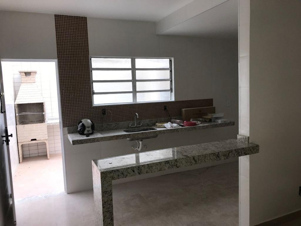 casa em vila são jorge, são vicente/sp de 90m² 2 quartos à venda por r$ 330.000,00 - ca326372