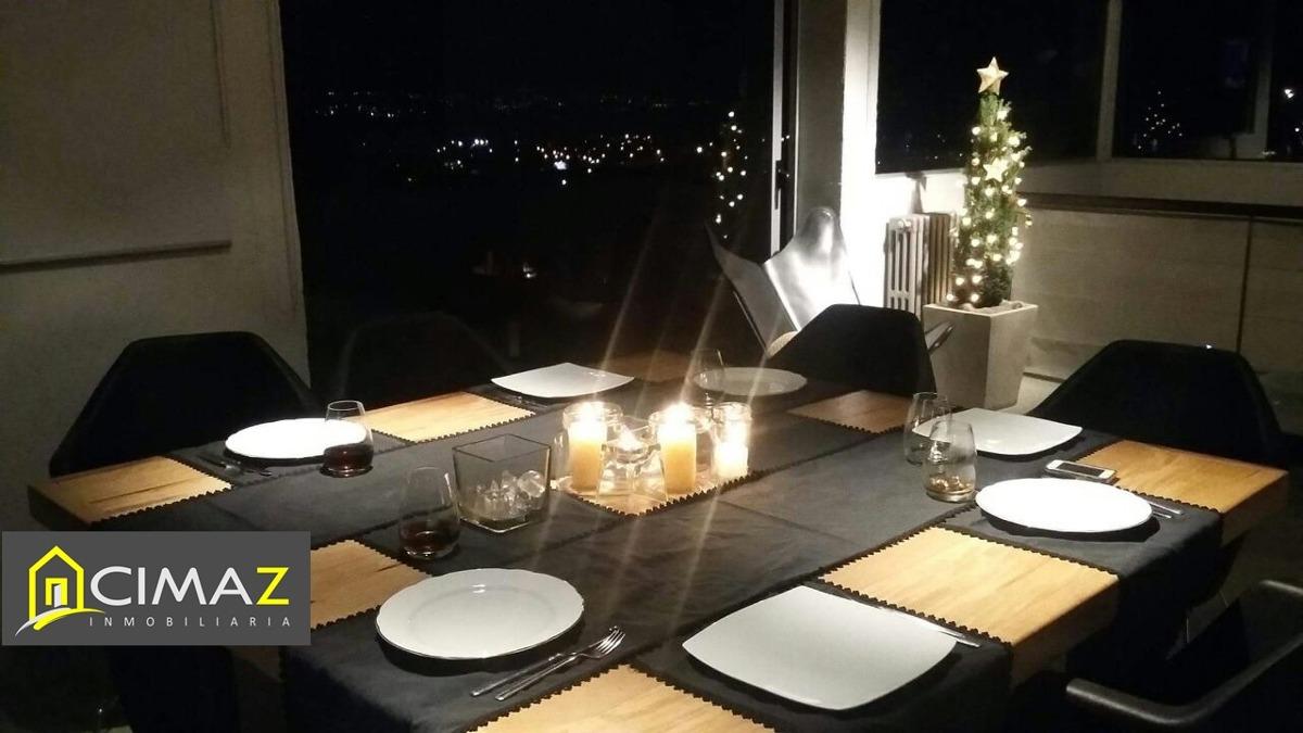 casa en 2 plantas con excelente vista panoramica