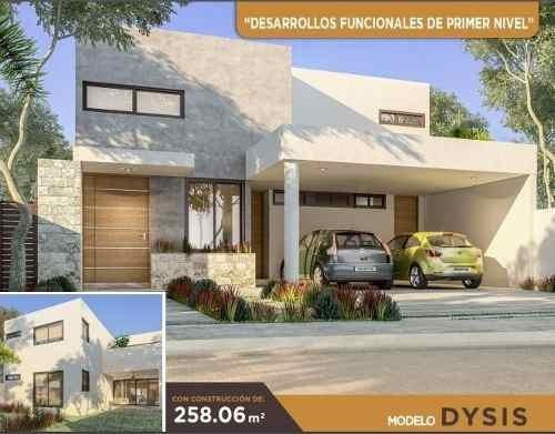 casa en abedules modelo dysis