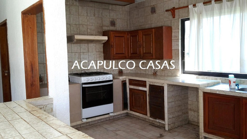 casa en acapulco renta por dia