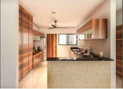 casa en albero residencial modelo kiina +