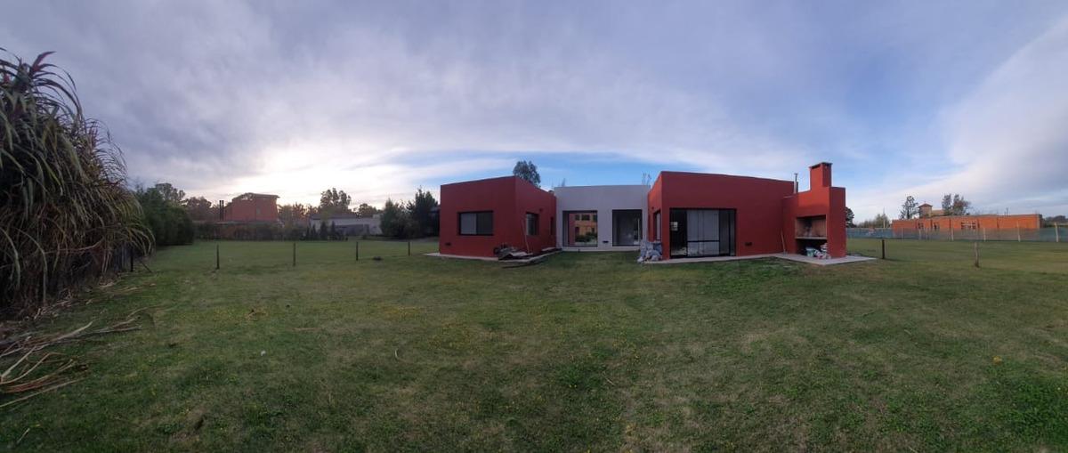 casa en alquiler 3 ambientes fincas del lago