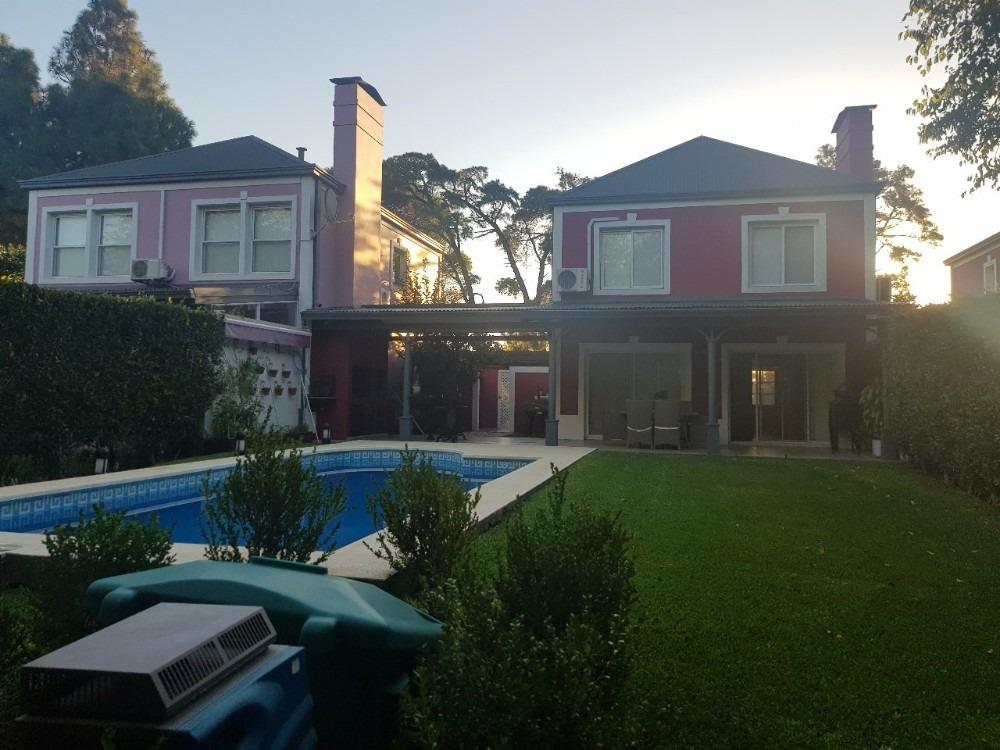 casa en alquiler barrio privado septiembre