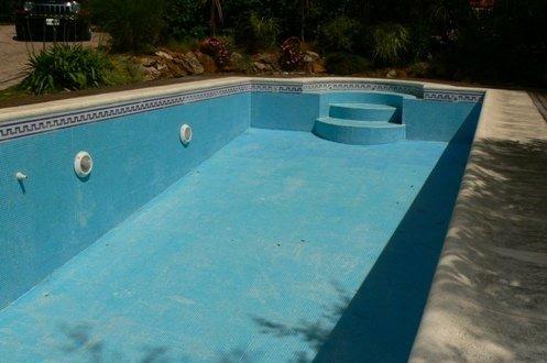 casa en alquiler con piscina climatizada