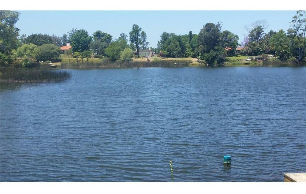 casa en alquiler con vista al lago
