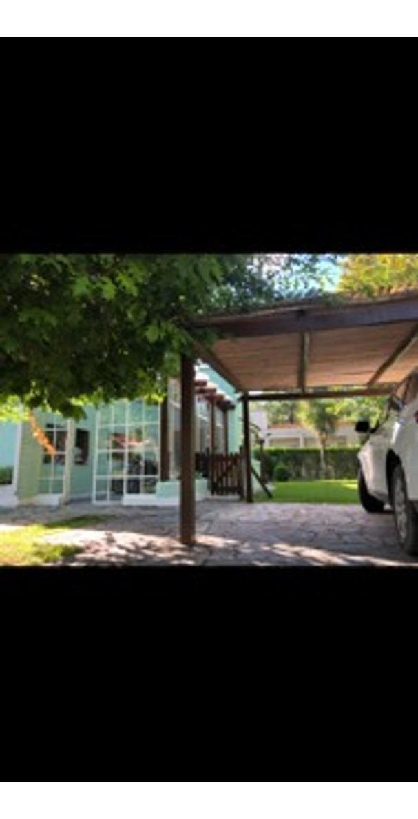 casa en alquiler country loma verde