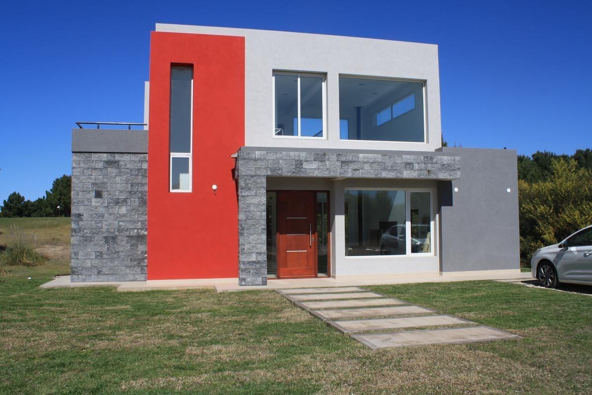 casa en alquiler en barrio golf - costa esmeralda