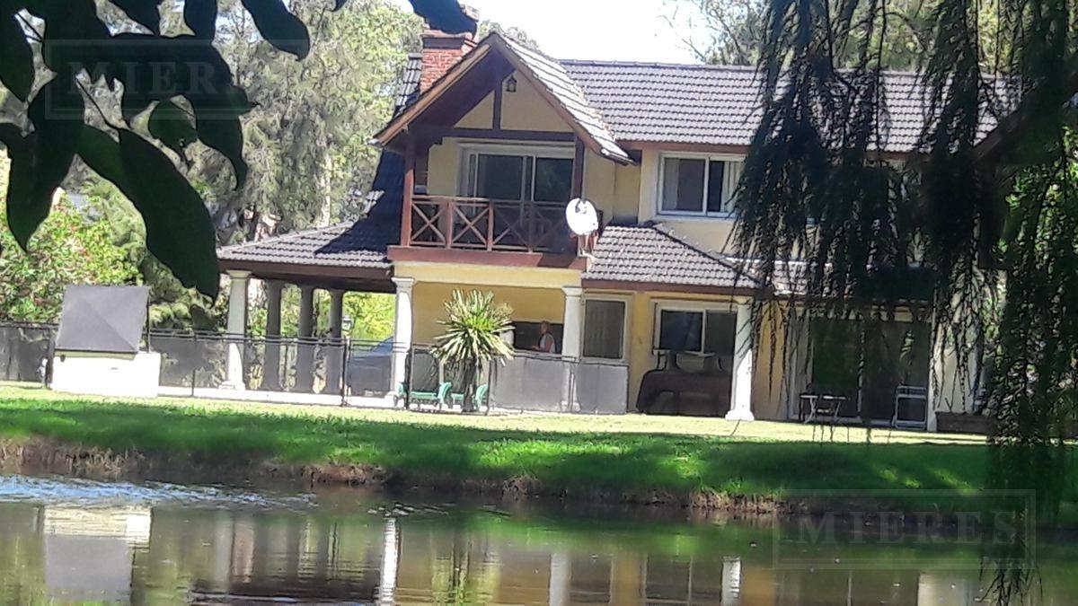 casa en alquiler en   fincas del lago